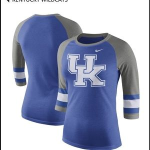Nike Heathered Royal Kentucky Wildcats Ragland